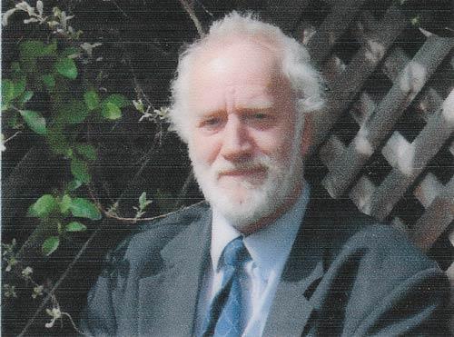 Bruce Crerar, Founder of AMOS Christian Trust
